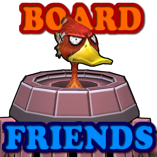 Board Game Friends (2,3,4players) 16Games  33