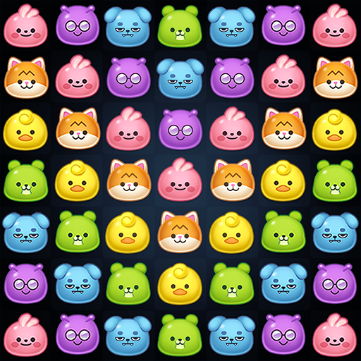 Candy Friends Forest : Match 3 Puzzle