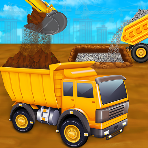 City Construction Vehicles – House Building Games  1.0.24