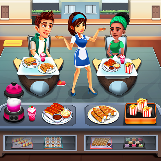 Cooking Cafe Food Chef 6.0