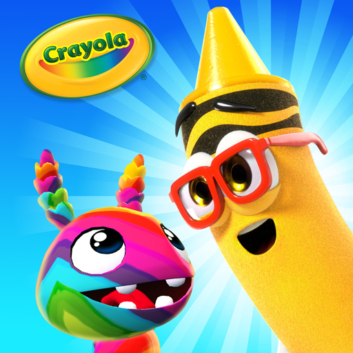 Crayola Create & Play: Coloring & Learning Games