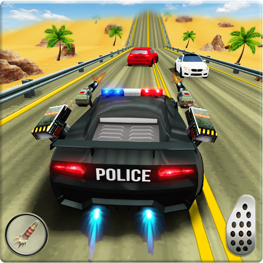 Police Highway Chase Racing Games – Free Car Games  1.3.8
