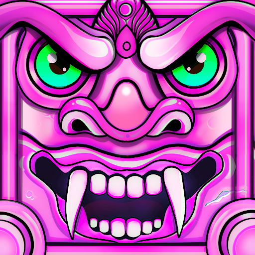 Scary Temple Princess Runner Games 2021 4.9