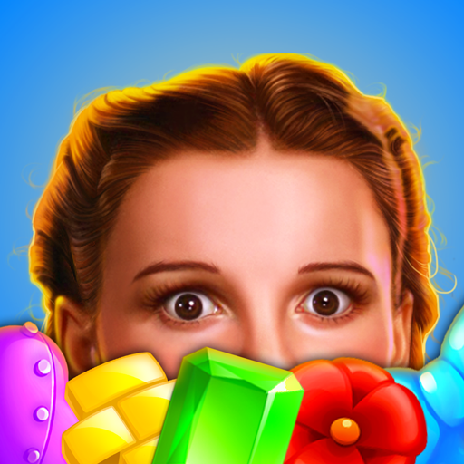 The Wizard of Oz Magic Match 3 Puzzles & Games