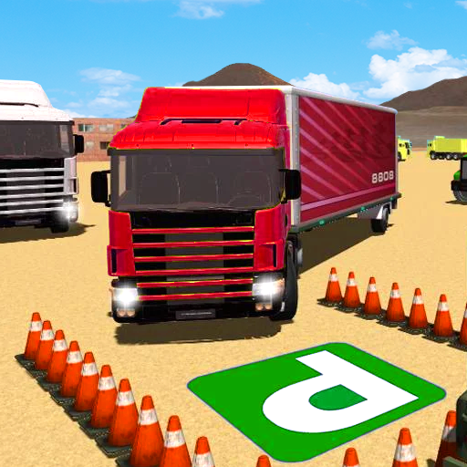 Truck Parking Adventure 3D:Impossible Driving 2018  1.2.8