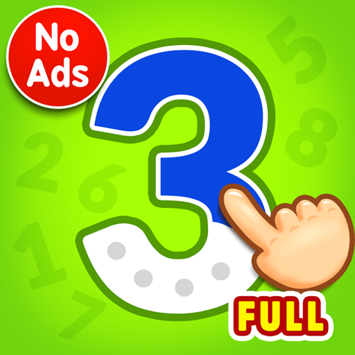 123 Numbers – Count & Tracing 1.4.8
