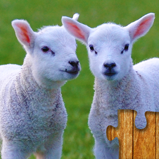 Animals Jigsaw Puzzles Game – For Kids & Adults 🐇 28.0