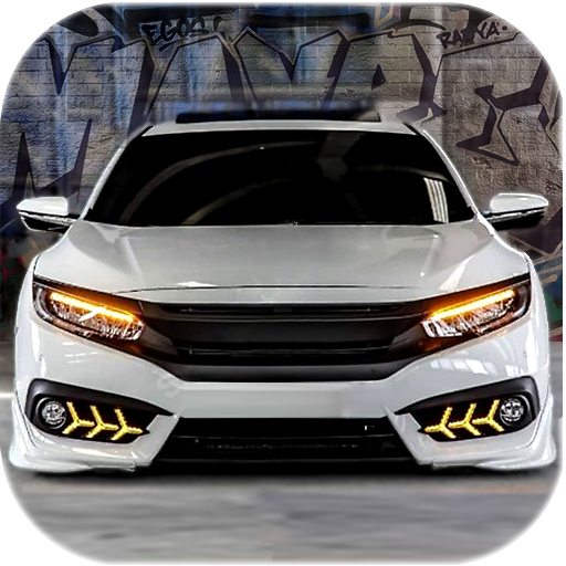 Civic Driving And Race 0.1