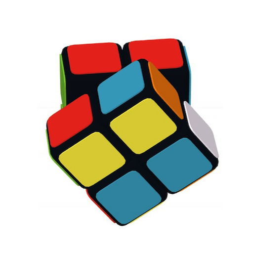 Cube Game 2×2  2.8
