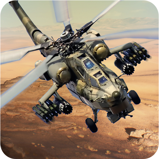 Helicopter Combat Gunship – Helicopter Games 2020 1.17