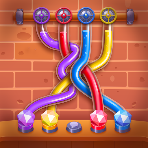 Tangle Fun 3D Can you untie all knots  2.8.0