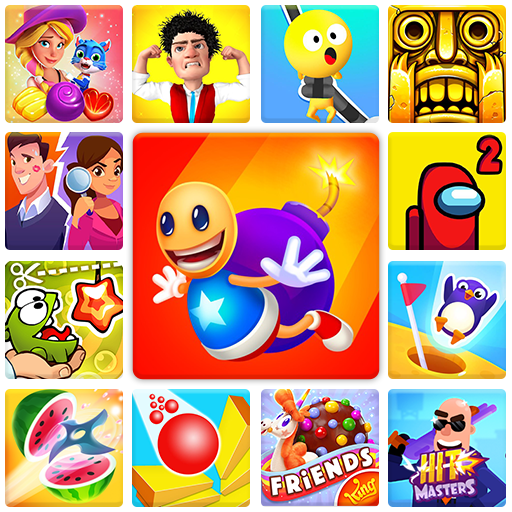 All Games, Puzzle Game, New Games  2.4
