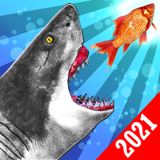 Hungry Shark Attack Game 3D 2.2