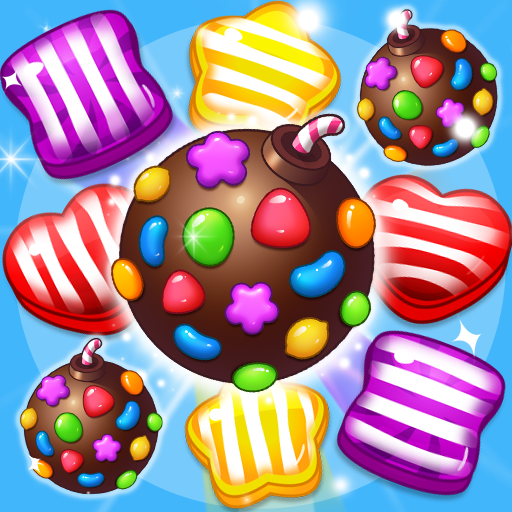 My Jelly Bear Story New candy puzzle  1.4.3