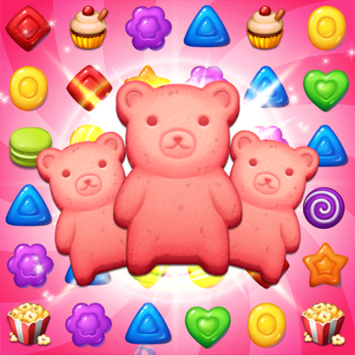 Sweet Candy POP: Cookie Crush 1.3.0