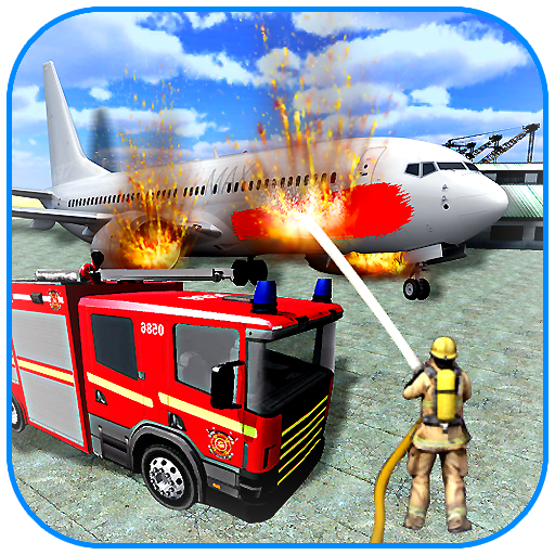American Fire Fighter 2019: Airplane Rescue 0.8