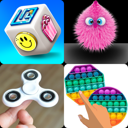 Anti Stress Games, Relaxing, Stress Anxiety Relief  4.1.4