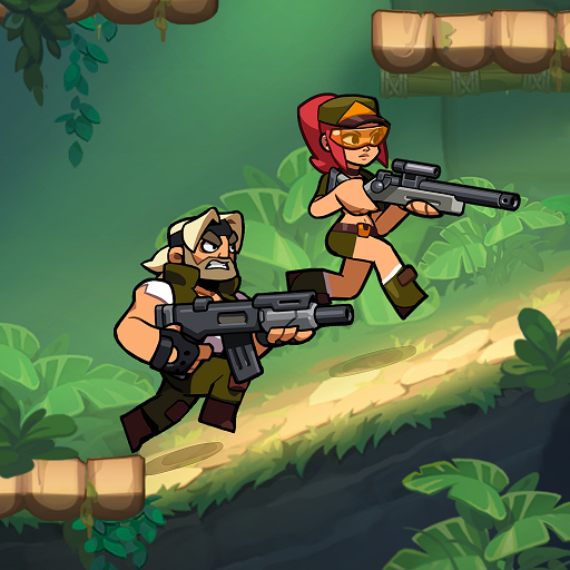 Bombastic Brothers – Top Squad.2D Action shooter. 1.5.54