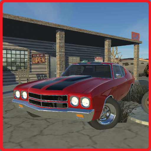 Classic American Muscle Cars 2.23