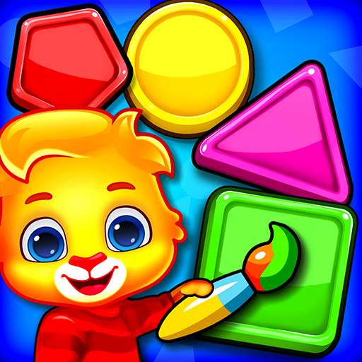Colors & Shapes – Kids Learn Color and Shape 1.3.8