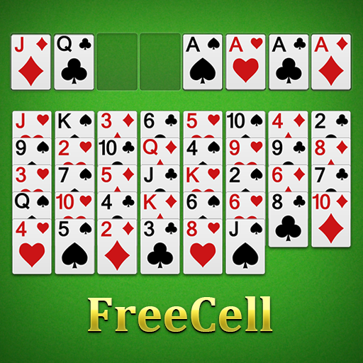 FreeCell Solitaire  3.9.0.20210430