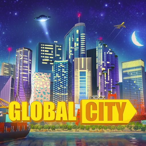 Global City Build your own world. Building Game  0.2.5141