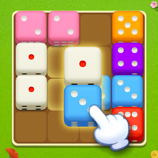 Greedy Dice Dom Merge Puzzle Games 4.8