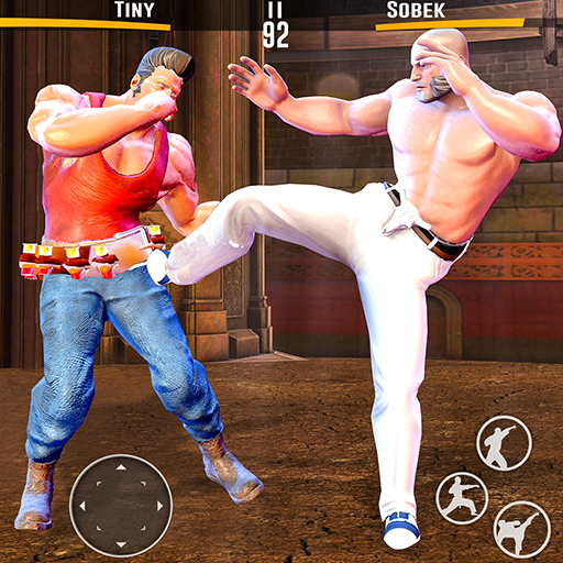 Kung fu fight karate Games: PvP GYM fighting Games 1.0.39