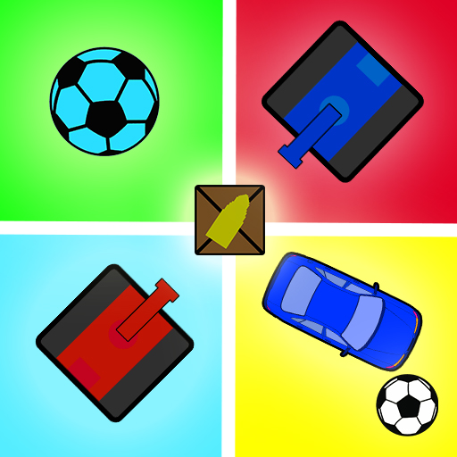 Party Games: 2 3 4 Player Games Free 8.1.8