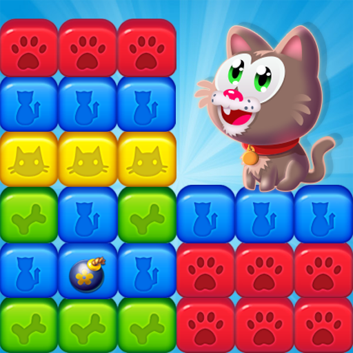 Pet Rescue Mission – Blast Toy Cubes and Save Pets 1.2.0