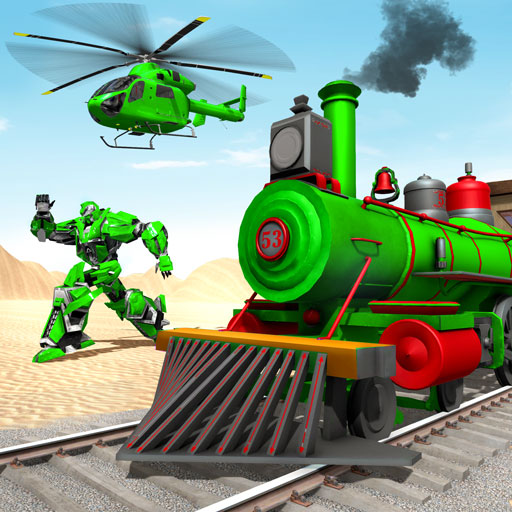 Train Robot Car Game – Helicopter Robot Game 2021 1.1.3