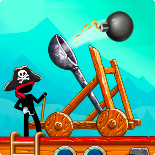 The Catapult: Castle Clash with Stickman Pirates 1.3.5