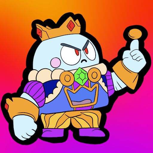 Coloring Pages for Brawl BS 1.0.9