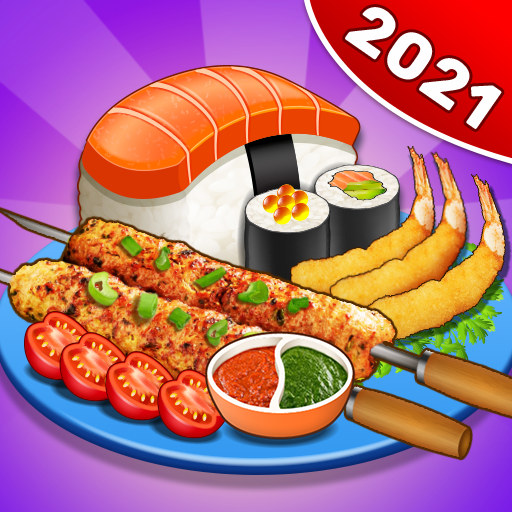 Cooking Max Mad Chef's Restaurant Cooking Game  2.5.3