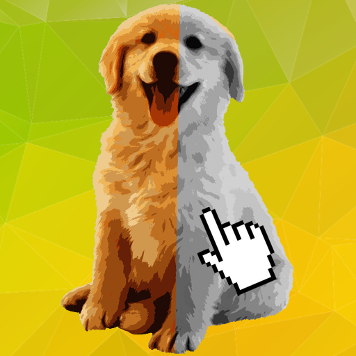 Dog Animal Coloring By Number-Pixel Art 7.0