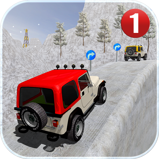 Offroad Jeep Driving Simulator : Real Jeep Games 1.0.6