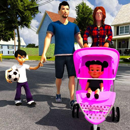Virtual Mother Life Simulator – Baby Care Games 3D 1.16