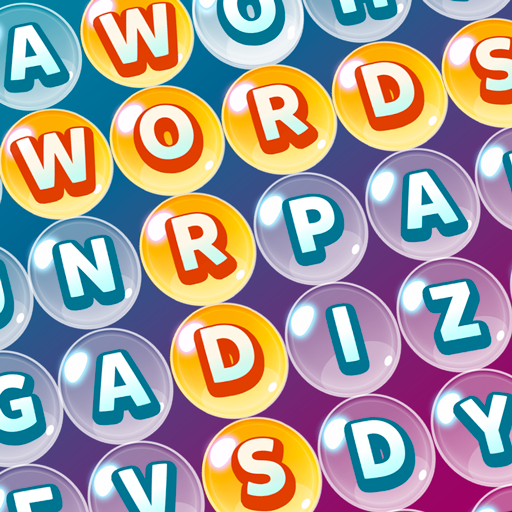 Bubble Words – Word Games Puzzle 1.4.1