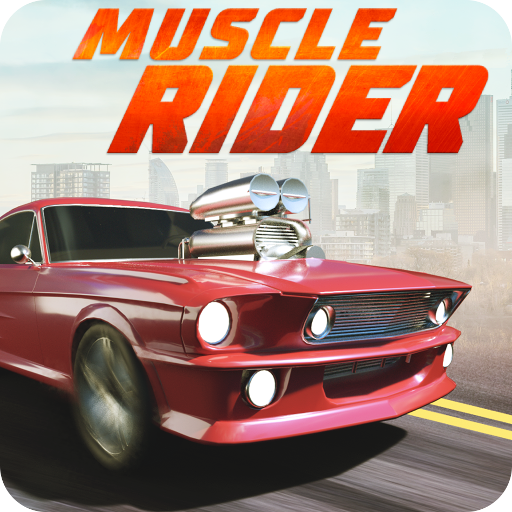 MUSCLE RIDER: Classic American Muscle Cars 3D 1.0.22