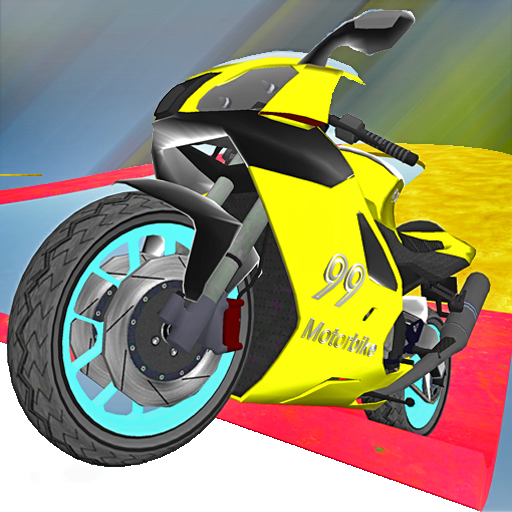 Motorcycle Escape Simulator – Fast Car and Police 2.1