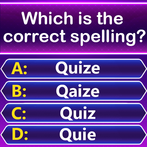 Spelling Quiz – Spell learning Trivia Word Game 1.7