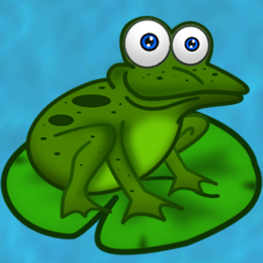 The Jumping Frog join the dots 1.0.45