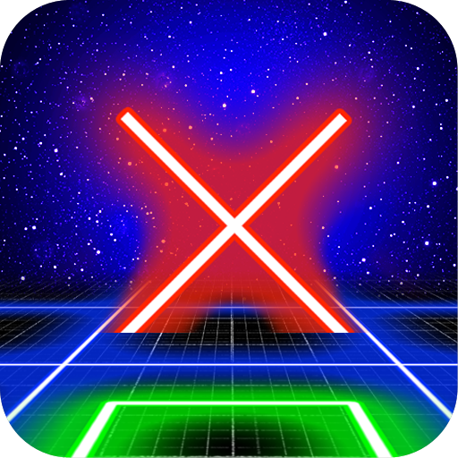 Tic Tac Toe Glow by TMSOFT 1.9